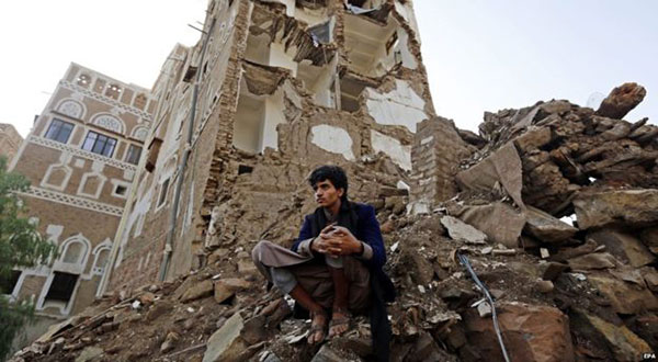 Yemen Is Humanitarian Catastrophe, US Officials Don't Want You to Know Why