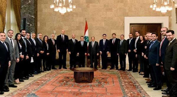 レバノン大統領ミシェル・アーン