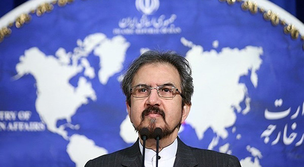 Iranian Spokesman Slams Some Arab States' Betrayal of Muslims, Palestine