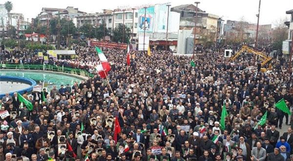Millions of Iranians Commemorate 2009 Pro-Islamic Republic Rallies