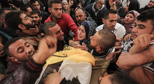 Day Of Rage: 2 Palestinians Martyred, Dozens Injured in Clashes with «Israel»