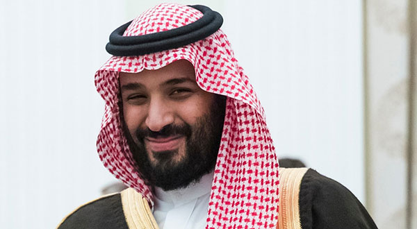 Saudi Arabia's Crown Prince of Hypocrisy