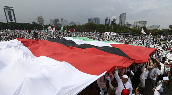 Indonesia rally for al-Quds