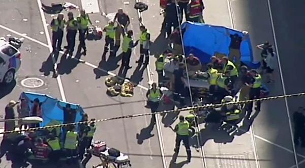 Australian paramedics