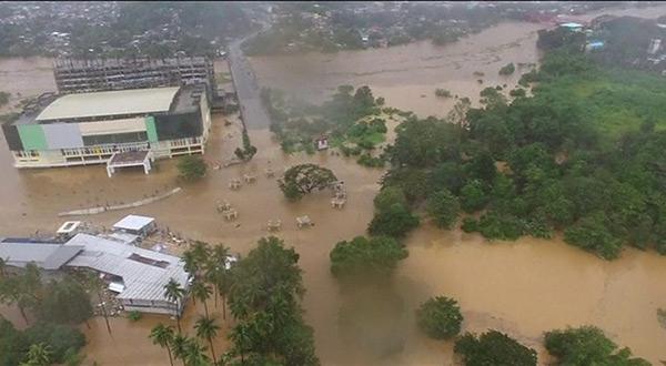 Philippine tropical storm