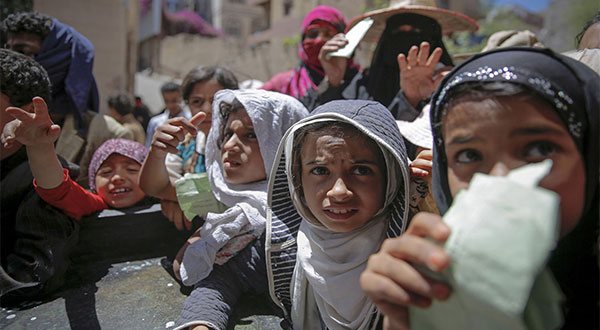 More than a 1000 Days of War on Yemen [Photos]