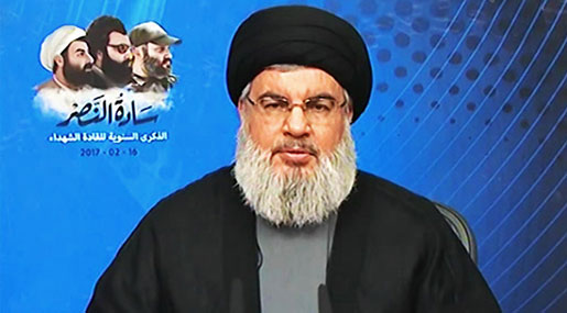 Sayyed Nasrallah Advises 'Israel' to Dismantle Dimona: Ammonia Tanks Unsafe, Wait our Surprises!