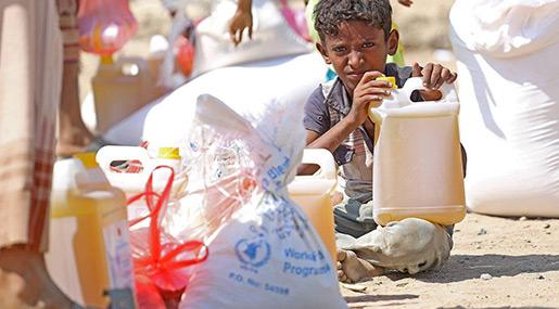 UNICEF: 1.4 Million Children Could Die from Famine in Africa, Yemen