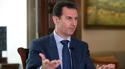 Al-Assad: Victory in Sight after Aleppo Tipping Point