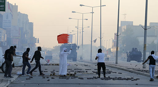 UK Urged To Act As Two Face Execution in Bahrain