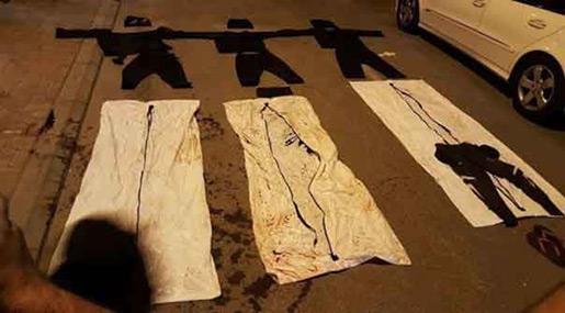 Killing Them Twice: Bahraini Martyrs' Families Receive Children's Execution Clothes