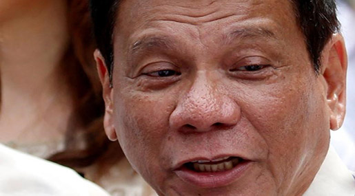 Some Philippines President's Family Members 'May Have Joined Daesh'