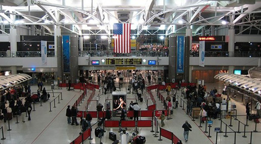 US Islamophobia: Man Attack Muslim Airline Employee at JFK