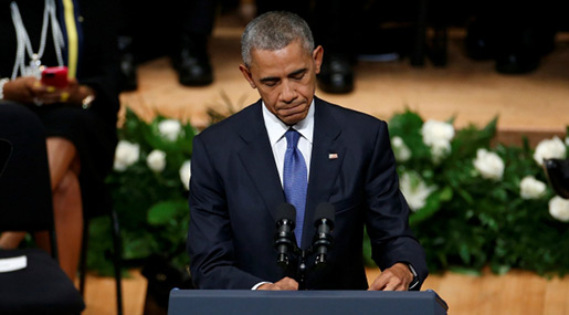 Obama to Deliver Farewell Address in Chicago