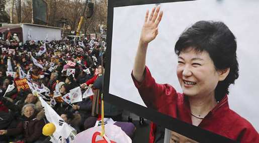 S Korea's President Refuses to Testify in Impeachment Hearing