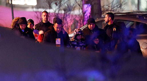 Suspects Detained over Quebec Attack Identified as Local Students