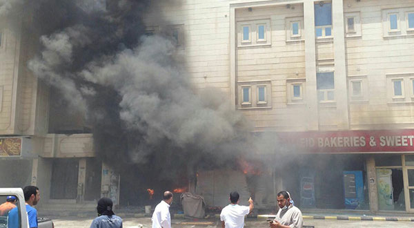 Awamia Siege: Saudi Forces Firing Rockets at Residential Buildings