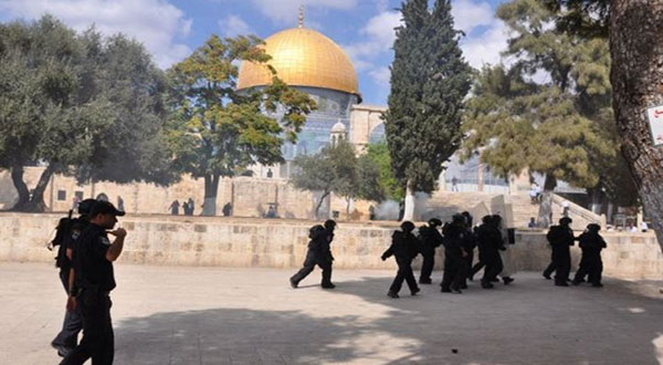 "Gaza Resistance Warns ""Israel"": Al-Aqsa Policies to Explode Region"
