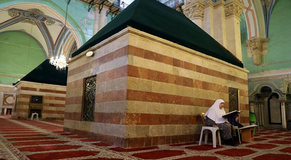 Al-Khalil shrines