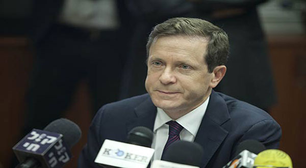 Isaac Herzog: Netanyahu and I Visited Arab Leaders