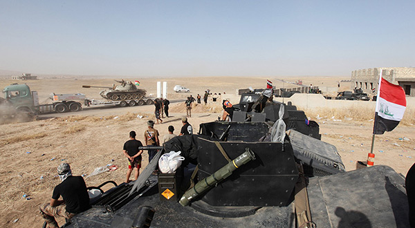 Iraq: Victory in Mosul about to be Announced