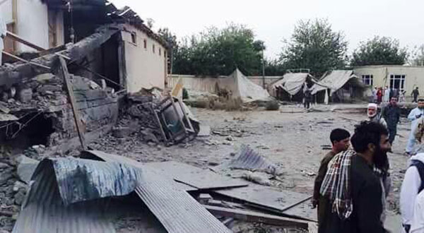 US-Coalition Raid Destroys School in Afghanistan, Injures 3 Kids