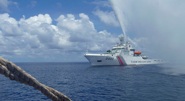 China Angered By US Presence in S China Sea