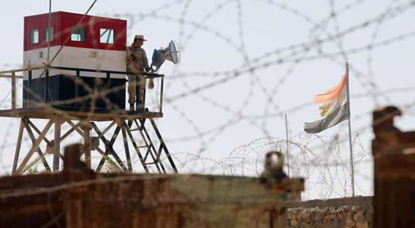 Egypt: 10 Soldiers Killed in Sinai Suicide Bomb