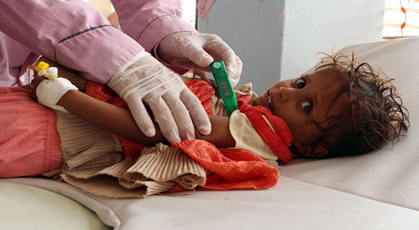 Cholera Is Slaughtering Yemen and We're Letting It Happen