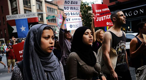 Trump's Muslim Travel Ban Comes Into Effect