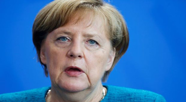 Merkel Concerned About US Sanctions on Russia