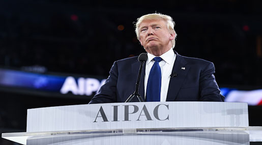 AIPAC Paid $60K to Group That Inspired Trump's Muslim Ban
