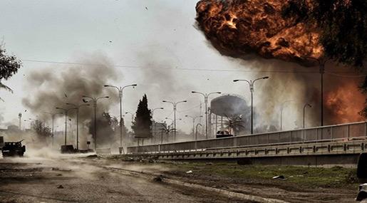 Battle for Mosul: Iraqi Forces Retake al-Hurriya Bridge