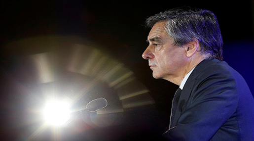 French Elections: Police Search Fillon's Home amid Scandal