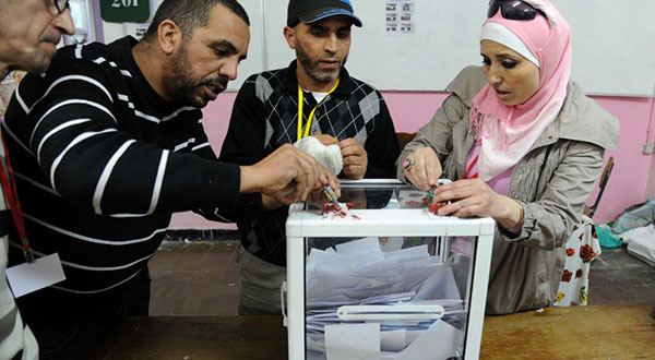 Votes Counted In Algeria Parliamentary Elections