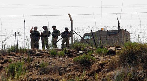 'Israel' to Upgrade Fence on Part of Lebanese Border