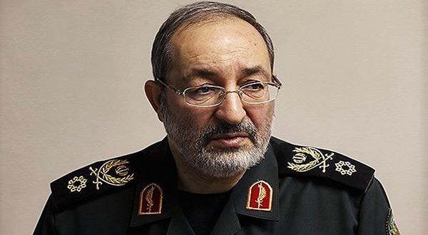 Iran Cmdr.: US Withdrawal from Mideast Sole Path to Peace