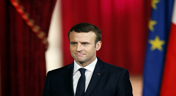 Macron to Name PM on First Full Day in Office