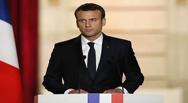 Macron: France 'On the Verge of a Great Renaissance'