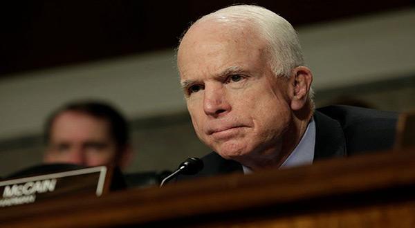 McCain: Putin Bigger Threat than Daesh