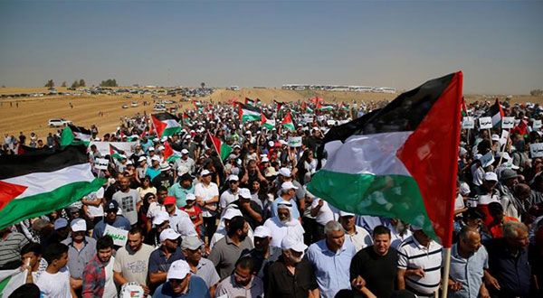 Palestinians to Mark Nakba Day 69th Anniversary Worldwide