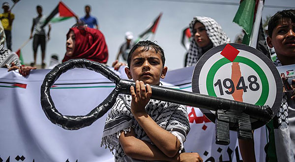 World Marks Palestine's Nakba Day
