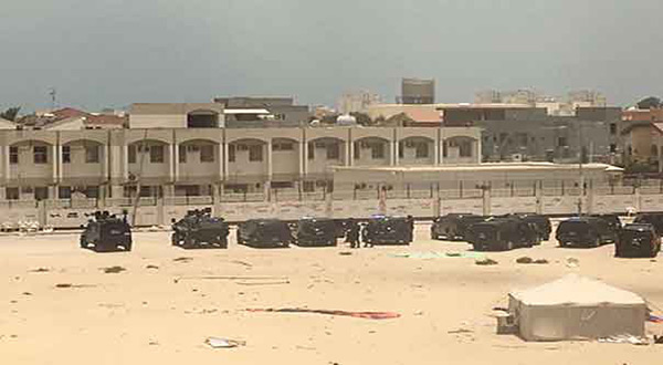 Al-Wefaq Urges Int'l Community to Halt Massacre in Bahrain