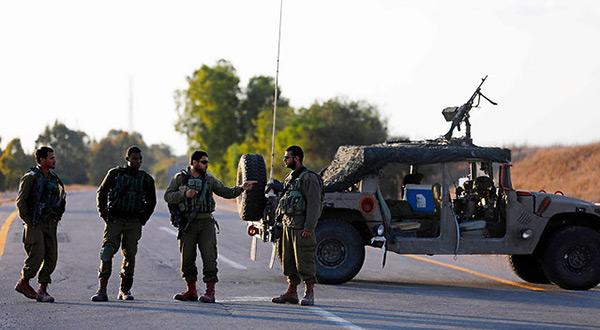 IOF troops