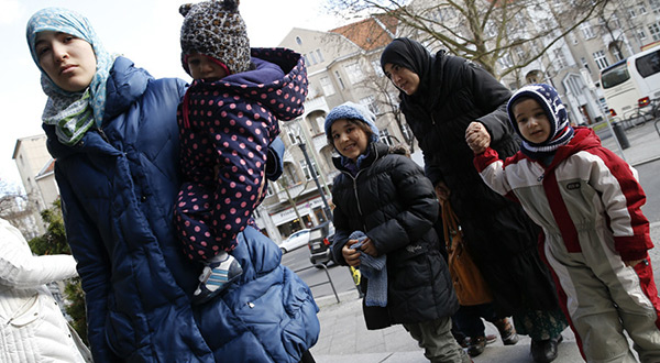 Muslim population in Europe