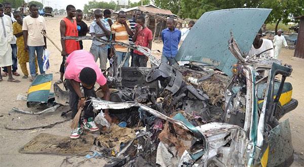 Nigeria: Quadruple Suicide Attack Kills 12