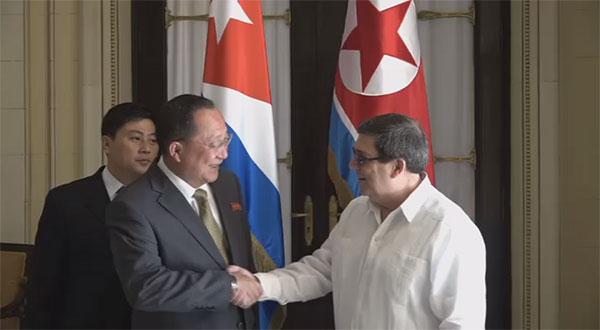 North Korea Cuba