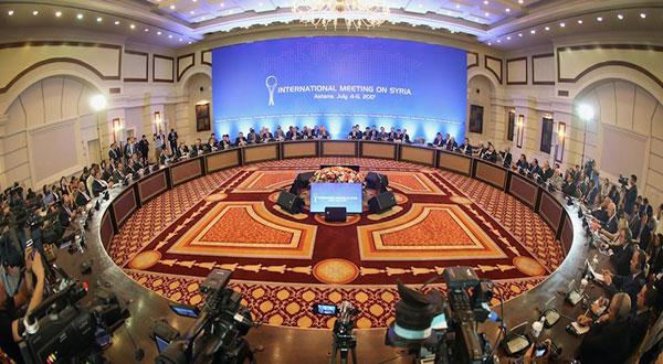 Syria Talks: New Round Kicks Off in Astana