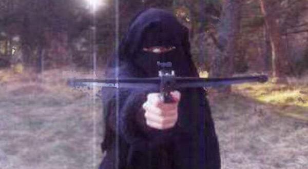 Hayat Boumediene, wife of Paris attacker