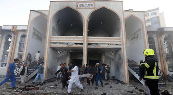 Imam Zaman mosque attack in Kabul